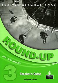 English Grammar Book. Round-Up 3. Teacher's Guide
