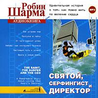 Святой, серфингист и директор (аудиокнига MP3)