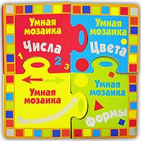Умная мозаика (комплект из 4 книг)