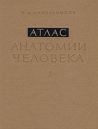 Атлас анатомии человека. В 3 томах. Том 2