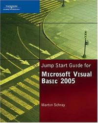 Jump Start Guide for Microsoft Visual Basic 2005