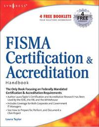 Fisma Certification & Accreditation Handbook