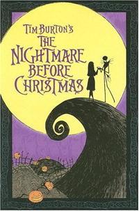 Tim Burton's the Nightmare Before Christmas (Manga)