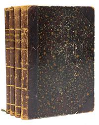 В. А. Жуковский. Полное собрание сочинений в 12 томах (комплект из 4 книг)