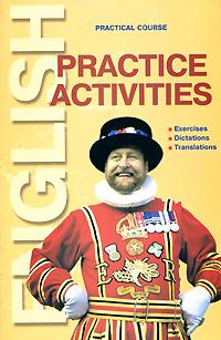 Practice Activities / Сборник упражнений