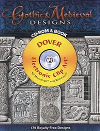 Gothic & Medieval Designs (+ CD-ROM)