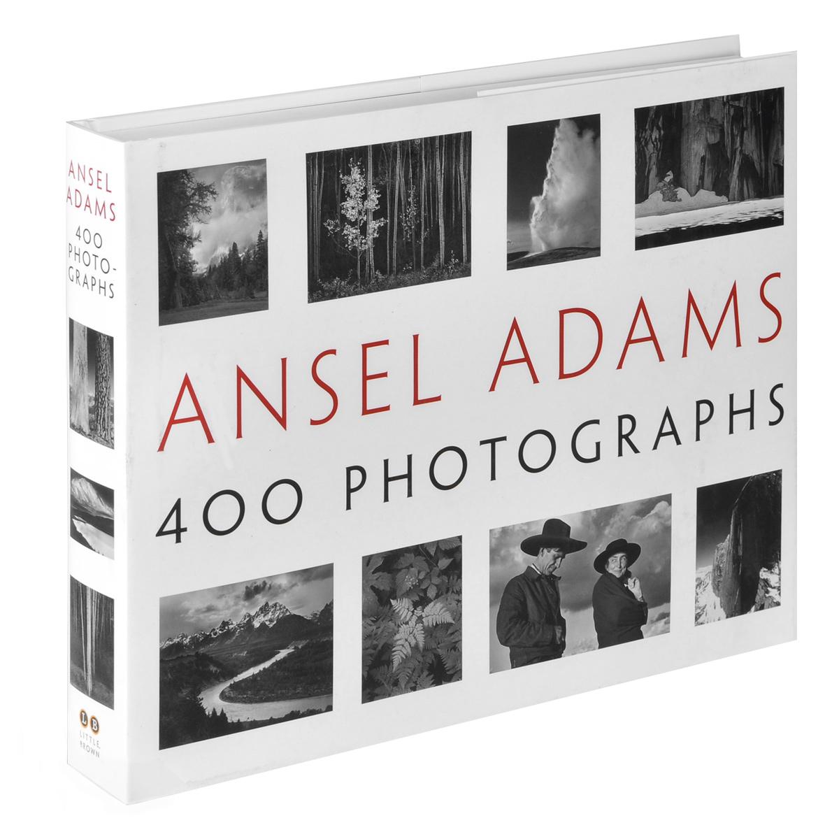 OZON.ru - Книги | Ansel Adams: 400 Photographs | Ansel Adams | Купить книги: интернет-магазин / ISBN 0-316-11772-2, 978-0-316-11772-2