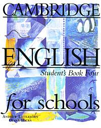 Cambridge English for Schools: Student's Book 4