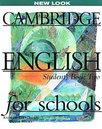 Cambridge English for Schools: Student's Book 2