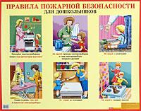 Правила пожарной безопасности для дошкольников. Плакат12296407Плакат предназначен для ознакомления детей дошкольного возраста с основными правилами пожарной безопасности, которые представлены в доступной для детей форме. Плакат может быть использован для фронтальной и индивидуальной работы в ДОУ, а также в домашних условиях для работы родителей с детьми.