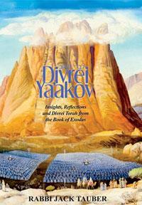 Divrei YaA†akov: Lessons from Shemot. Jack Tauber