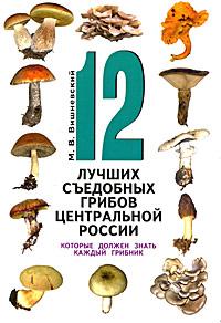 12 лучших съедобных грибов Центральной России, которые должен знать каждый грибник. М. В. Вишневский