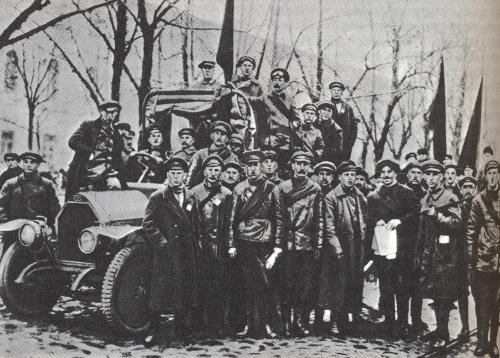 Великая Октябрьская социалистическая революция. Энциклопедия