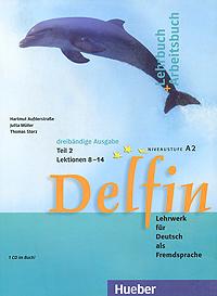 Delfin: Lehrbuch + Arbeitsbuch (+ CD)