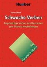 Deutsch uben 14. Schwache Verben.