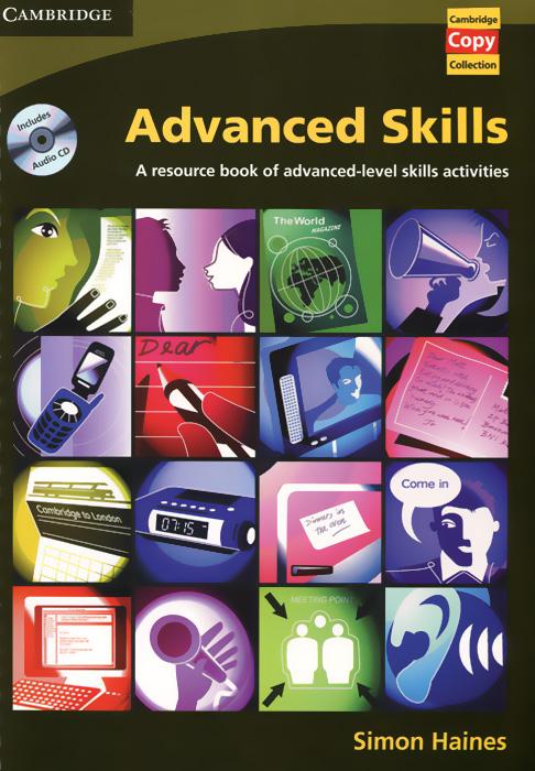 Advanced Skills: A Resource Book of Advanced-Level Skills Activities (+ CD)