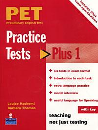 PET Practice Tests Plus 1 (+ 3 CD-ROM)