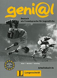 Geni@l: Deutsch als Fremdsprache fur Jugendliche: Arbeitsbuch A1