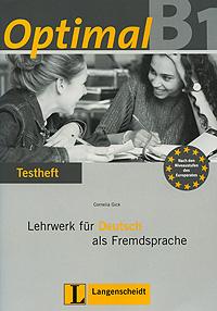 OptimalB1: Lehrwerk fur Deutsch als Fremdsprache: Testheft (+ CD)