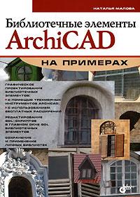 Как выглядит Библиотечные элементы ARCHICAD на примерах