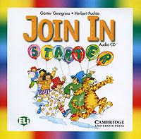 Join In: Starter (аудиокурс CD)