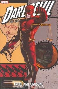 Daredevil: Cruel And Unusual TPB