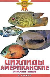 Цихлиды американские. Описание видов ( 978-5-9934-0069-3, 978-985-16-5711-3 )