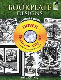 Bookplate Designs (+ CD-ROM)