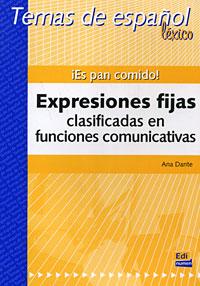 Expresiones fijas clasificadas en funciones comunicativas