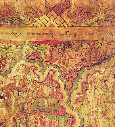 Искусство Бирмы