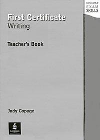 First Certificate Writing: Teacher's Book