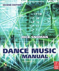 Dance Music Manual (+ CD-ROM)