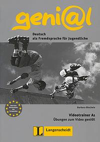 Geni@l: Deutsch als Fremdsprache fur Jugendliche: Videotrainer A1
