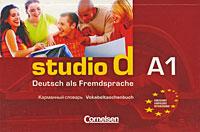 Studio d A1: Vokabeltaschenbuch / Карманный словарь