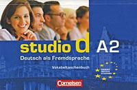 Studio d A2: Vokabeltaschenbuch