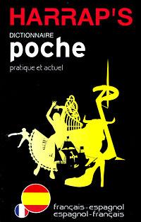 Harrap's poche dictionnaire: Francais-espagnol, espagnol-francais