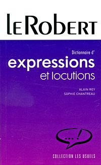 Dictionaire d'expressions et locutions