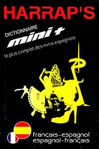 Harrap's Mini Plus Dictionnaire: Francais-Espagnol, Espanol-Frances