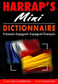 Harrap's Mini Dictionnaire: Francais- Espagnol, Espagnol-Francais