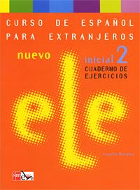 Nuevo ELE inicial 2: Cuaderno de ejercicios (+ CD)