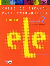 Nuevo ELE inicial 2: Libro del alumno (+ CD)