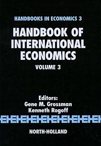 Handbook of International Economics: Volume 3