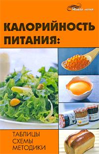 Калорийность питания. Таблицы, схемы, методики