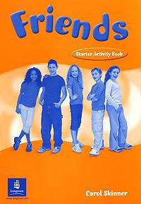 Friends: Starter Activity Book