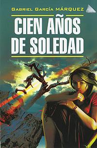 Книга Cien anos de soledad