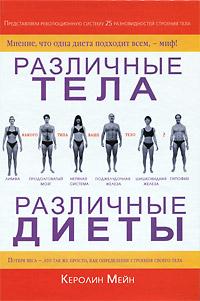 Различные тела. Различные диеты. Керолин Мейн