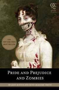 Купить Pride and Prejudice and Zombies: The Classic Regency Romance - Now with Ultraviolent Zombie Mayhem!, Jane Austen, Seth Grahame-Smith
