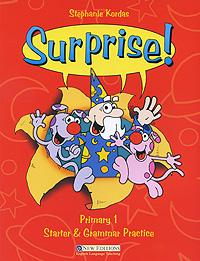 Surprise! Primary 1: Starter and Grammar Practice: Teacher's Book Pack