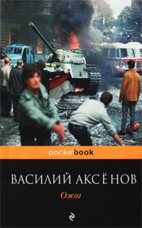 Книга Ожог