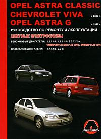 Opel Astra Classic / Chevrolet Viva / Opel Astra G. ����������� �� ������� � ������������